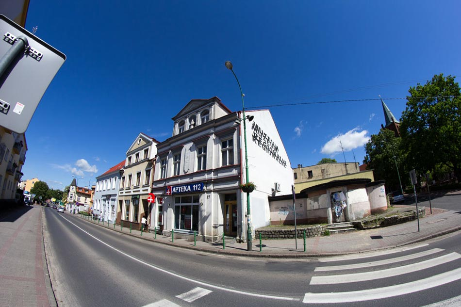 Dom Gutenberga – Muzeum Regionalne w Barlinku