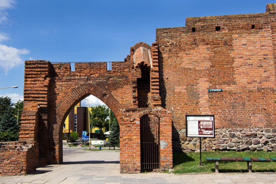 Brama Szczecińska. Pyrzyce