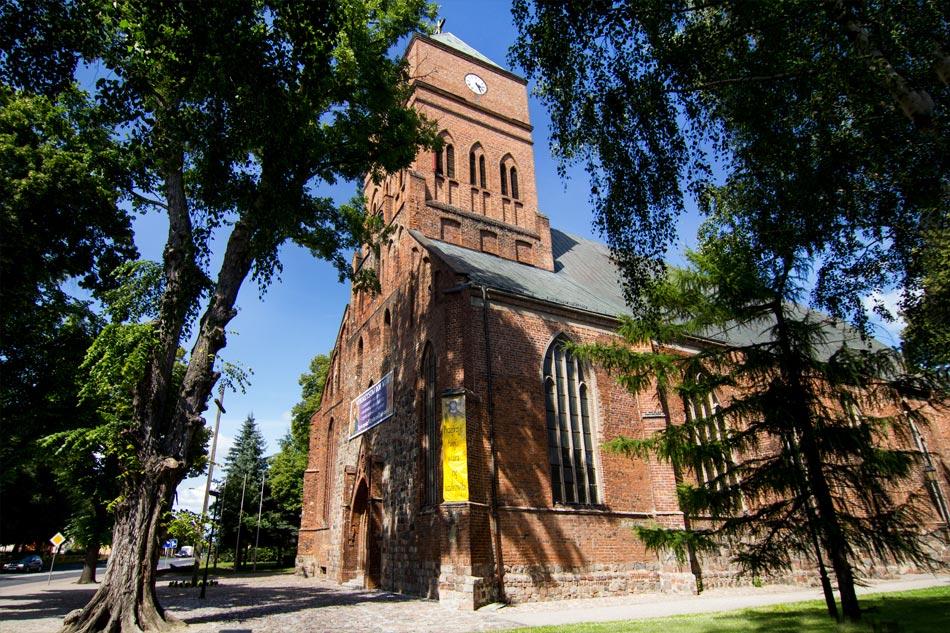 Kościół Wniebowzięcia NMP. Pyrzyce